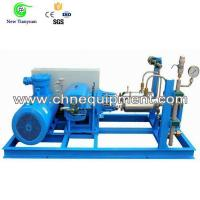 Quality Liquid CO2 Pumps with Frequency Converter and PLC Control System for sale