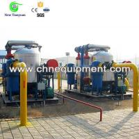 Quality 8500m3/h Handling Ability Automatic Natural Gas Dehydration Unit for sale