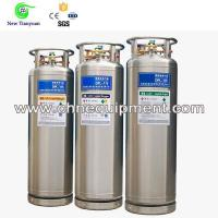 Quality 2.0MPa Working Pressure Cryogenic Liquid LAr/LN2/LO2 Cylinder for sale