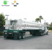 Quality Low Priced High Pressure Hydrogen Gas 11-Tube Bundle Semi Trailer for sale