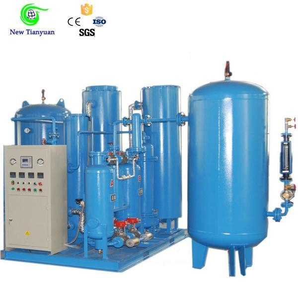 Buy Nitrogen Gas Generator Unit Plant with 3-2100Nm3/h Flow Capaicty at wholesale prices