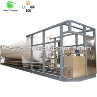 Quality Skid-mounted LNG Automobile Mobile Filling Station for sale