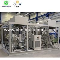 Quality 550-5400Nm3/h Capacity Range 2 Compression Stages Natural Gas Compressor for sale