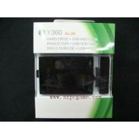 Quality xbox360 slim hard drive +USB HDD Cable for sale