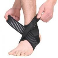 Quality Adjustable compression neoprene waterproof ankle brace for sale
