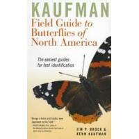 China Field Guide to Butterflies of North America BK1035 on sale
