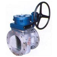Buy cheap Fluorine plastic lined plug valve from Wholesalers