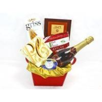 Buy cheap HAMPER NO.2 delivery christmas hamper to china from wholesalers