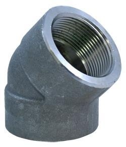 China Agricultural Supply 45 Degree Elbows, Forged Steel