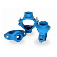 Buy cheap Groove and Internal Thread Mechanical Tees from wholesalers