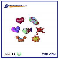 Buy cheap Tourist 3D Soft PVC Rubber Magnet from wholesalers