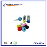 Quality Portable Silicone Egg Shape Speaker for sale