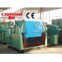 Rubber and plastic kneader reactor