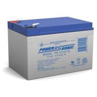 Quality Power-Sonic PS-12120 F2 Battery - 12 Volt 12 Amp Hour for sale