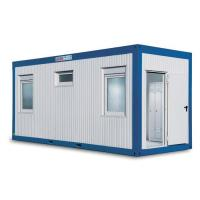 Quality Movable Container Homes Cost Container Houses Design for sale