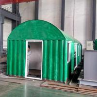 Buy cheap Round Roof Container House For Sale Container Homes Container Cabin China from wholesalers