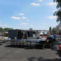 Quality Shipping Container Coffee Shop For Mobile Shop And Food Kiosk for sale