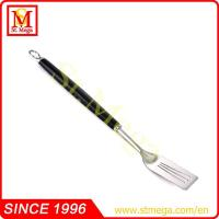 Quality 19-Inch Plastic Handle BBQ Spatula for sale