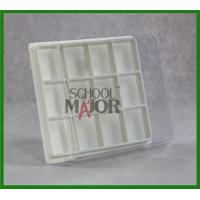 China Arts & Crafts School Major-12 Wells Tempera Paint Tray with Cover on sale