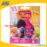 Quality action figures Custom Trolls Toy For Dreamworks Movie for sale