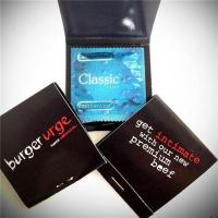 Quality Male and Femal Crown Skinless Lubricated Dotted Condoms for sale