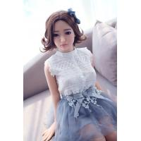 Buy cheap Realistic Mini Small Brest Love Sex Doll from wholesalers