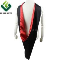 Red Lined Hood Oxford Style
