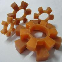 China Rubber Spider Coupling Inserts on sale