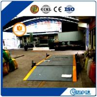 China Portable Weighbridge Specification and Working Principle Sydney on sale