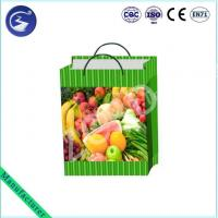 Quality 3D PP Lenticular Food Gift packing wrapping Bag for sale