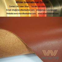 Quality High Quality 100% PU Artificial Leather Fabric That Looks Like Leather for sale