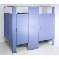 Buy cheap Wooden Compact Laminate Changing Room Partition Phenolic Toilet Partitions from wholesalers