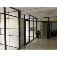 Buy cheap Using Workshop Wooden Partition Wall Panel Soundproof Factory Partition from wholesalers