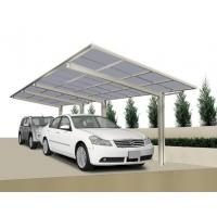Buy cheap Car Metal Frame Attached Aluminium Carport from wholesalers