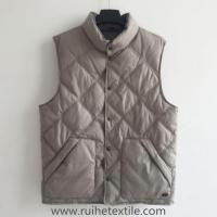 Buy cheap Casual Outdoor Quilted Vest Winter Sleeveless Jacket for Men from wholesalers