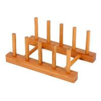 Quality Wooden Small Dish Rack and Best Dish Drying Rack and Dish Drainer and Cutting Board Holder for sale