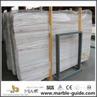 Buy cheap Crystal Wooden Marble Slab For Bathroom Flooring 12x12 Tiles from wholesalers