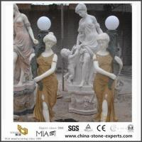 Buy Natural Stone Carving Human Garden Sculptures Crafts for Sale from Sculpture Manufacturers at wholesale prices