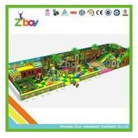 Buy cheap Indoor Playground with Slide from Wholesalers