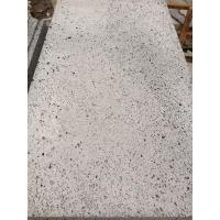 Buy cheap Big Hole Lava Stone In Grey Color For Paving And Flooring from Wholesalers