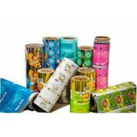 Buy cheap Flexible Convenience Food Plastic Packaging Printed Films from Wholesalers