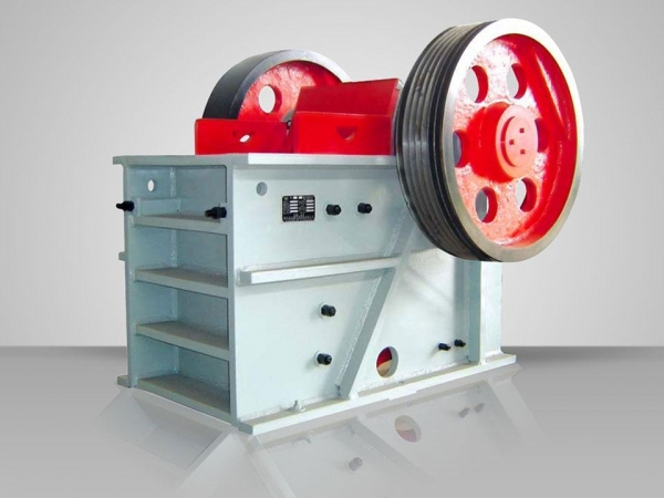 Jaw crusher part includes: