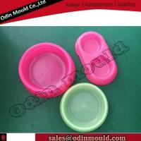 Quality Dog Food Bowl Injection Plastic Mould for sale