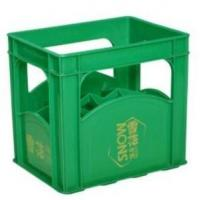 Bolttles HDPE Beer Bottle Plastic Crate