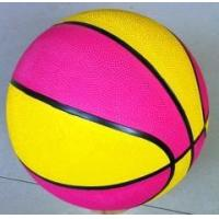 Buy cheap Rubber basketball Size 7 from Wholesalers