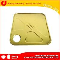 Can Accessories tin can metal surface lid