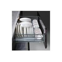 Quality Chrome-plate dish drawer basket drawer\rice boxes\trash for sale