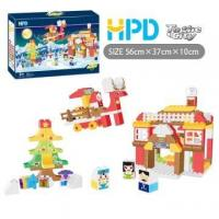 China New Children Building Blocks Toy Christmas Gift on sale