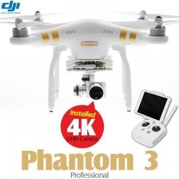 Buy MultiRotors Product Code:DJI-PHANTOM3-PRO at wholesale prices