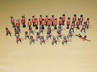 Buy Vintage Old Toy 38 British Hollowcast Lead Soldiers Lot at wholesale prices